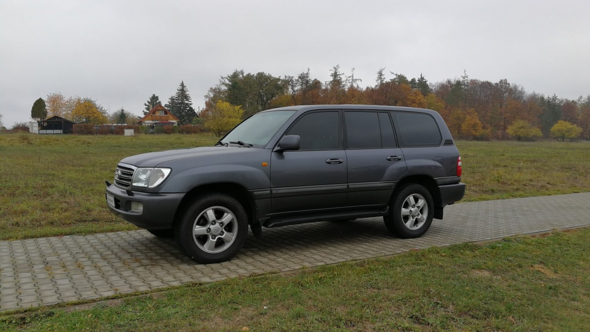 Kekurangan Toyota Land Cruiser 100 Perbandingan Harga