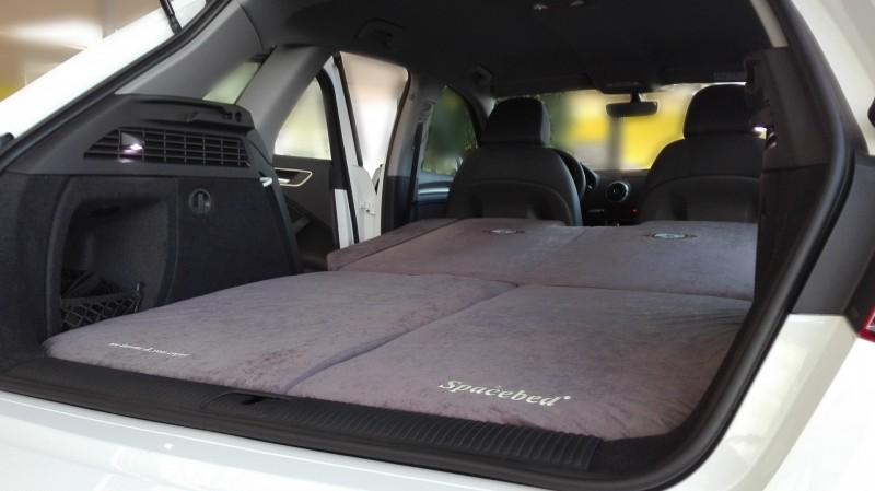 Spacebed Mattresses 4 Sleeping In Car