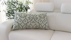 Cushion Margareta Green