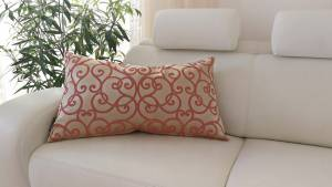 Cushion Margareta Red