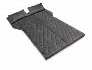 SPACEBED® Exclusive S 180cm Gray