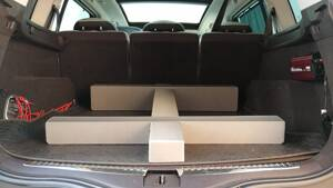 Floor leveling for  VW Sharan, SEAT Alhambra - five-seater  (only for  without double floor)